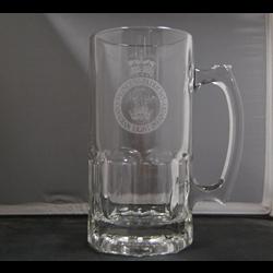 GLASSWARE, Big Boy BEER Mug