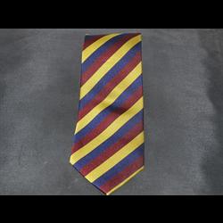 Regimental Silk Ties
