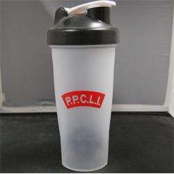 PPCLI shaker Large Clear