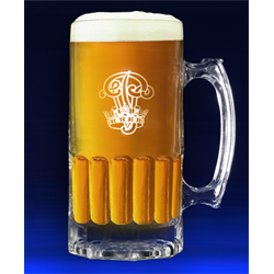 GLASSWARE, Big Boy BEER Mug