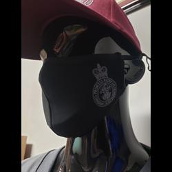Cap Badge Face Mask Lrg