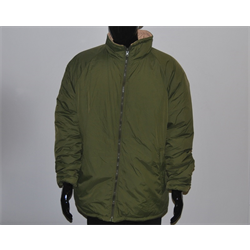 VTS Bivy Jacket Tan/Green